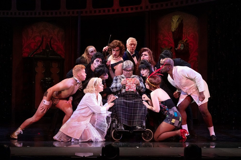 Image for The Rocky Horror Show Live 2021