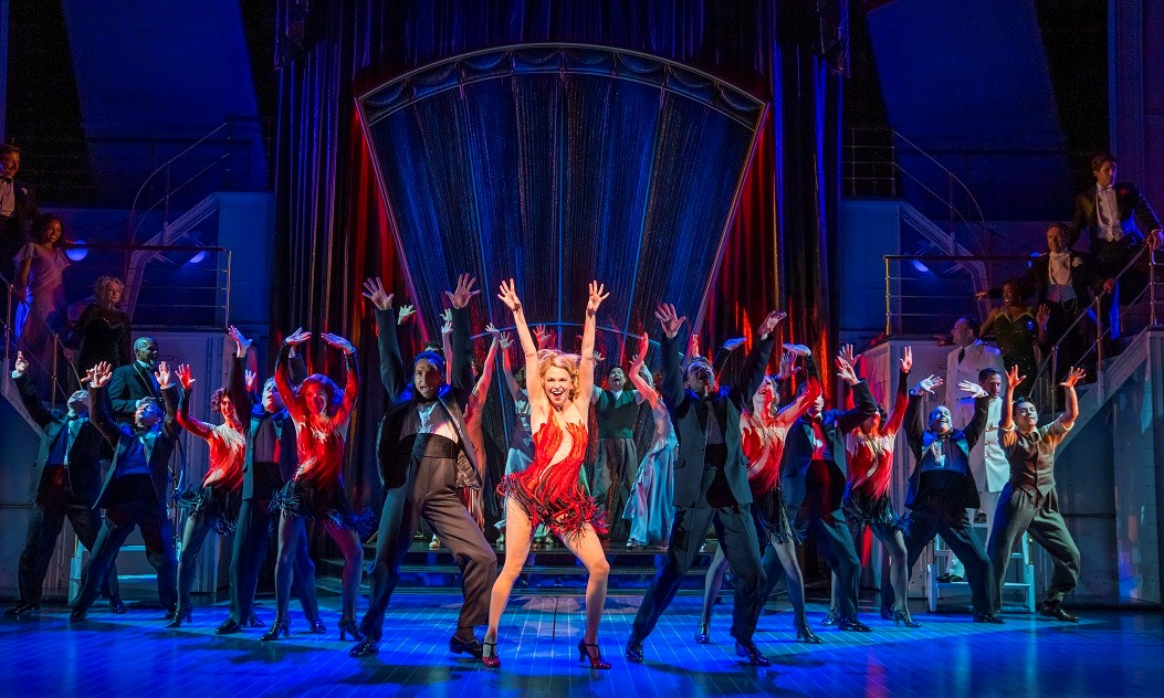 Image for Anything Goes - The Musical