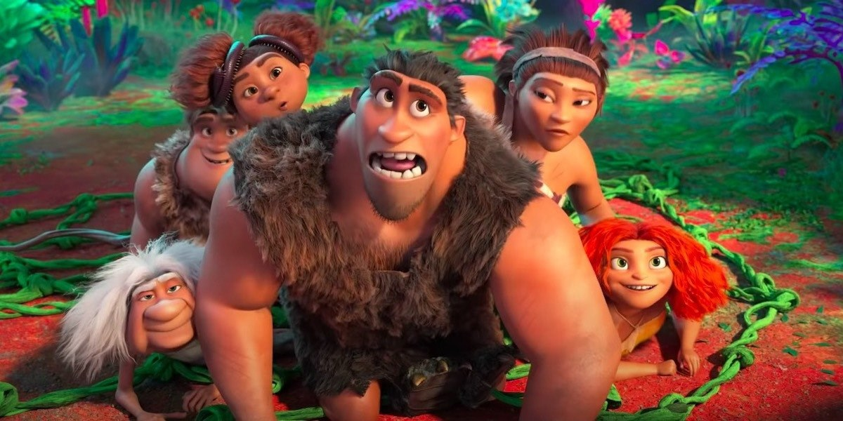 Image for The Croods 2: A New Age