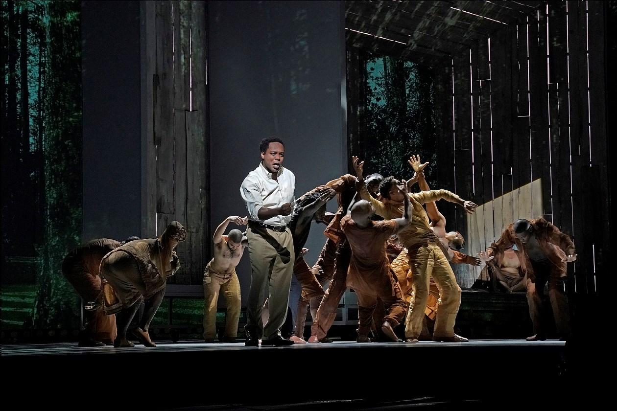 Image for Met Opera: Fire Shut Up in My Bones