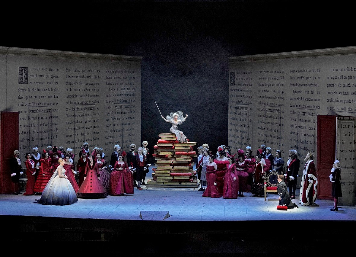 Image for Met Opera: Cinderella